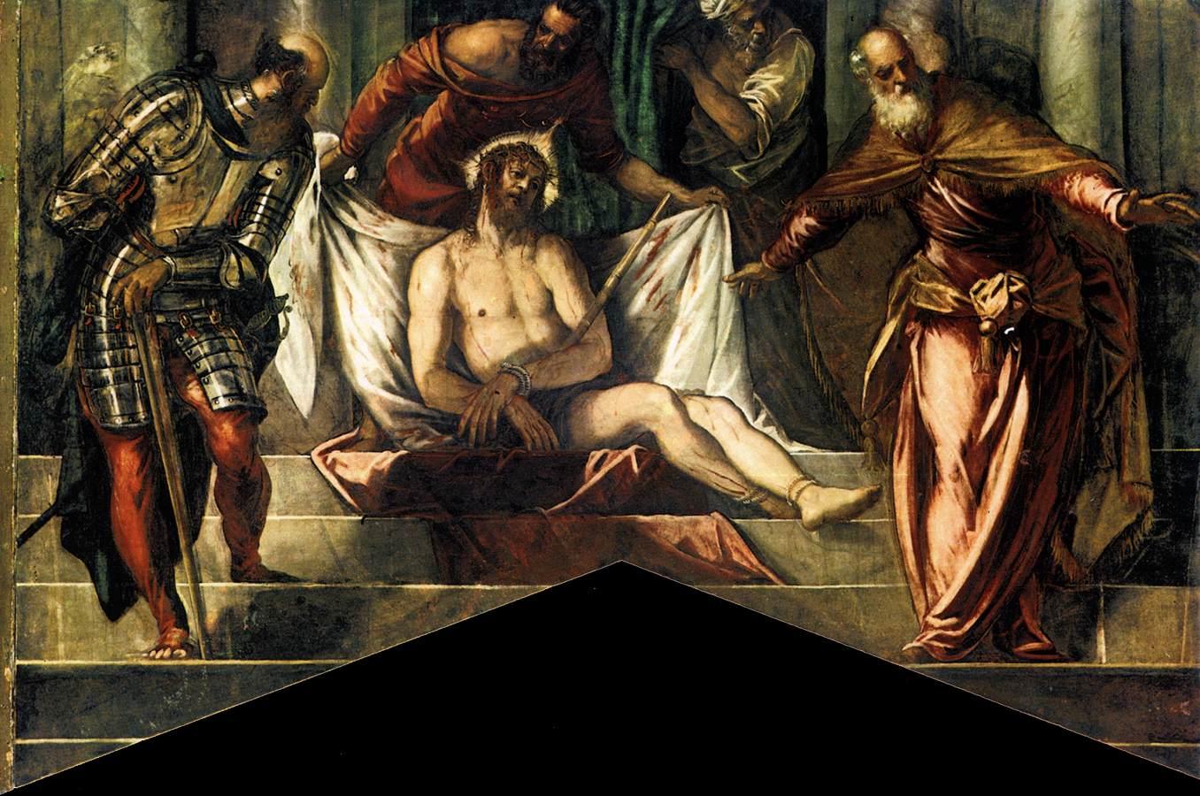 Ecce Homo, 1566-1567