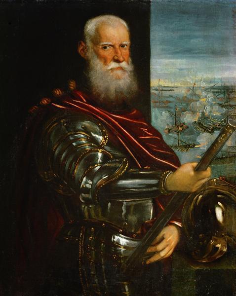 Sebastiano Venier, 1571 - Tintoretto