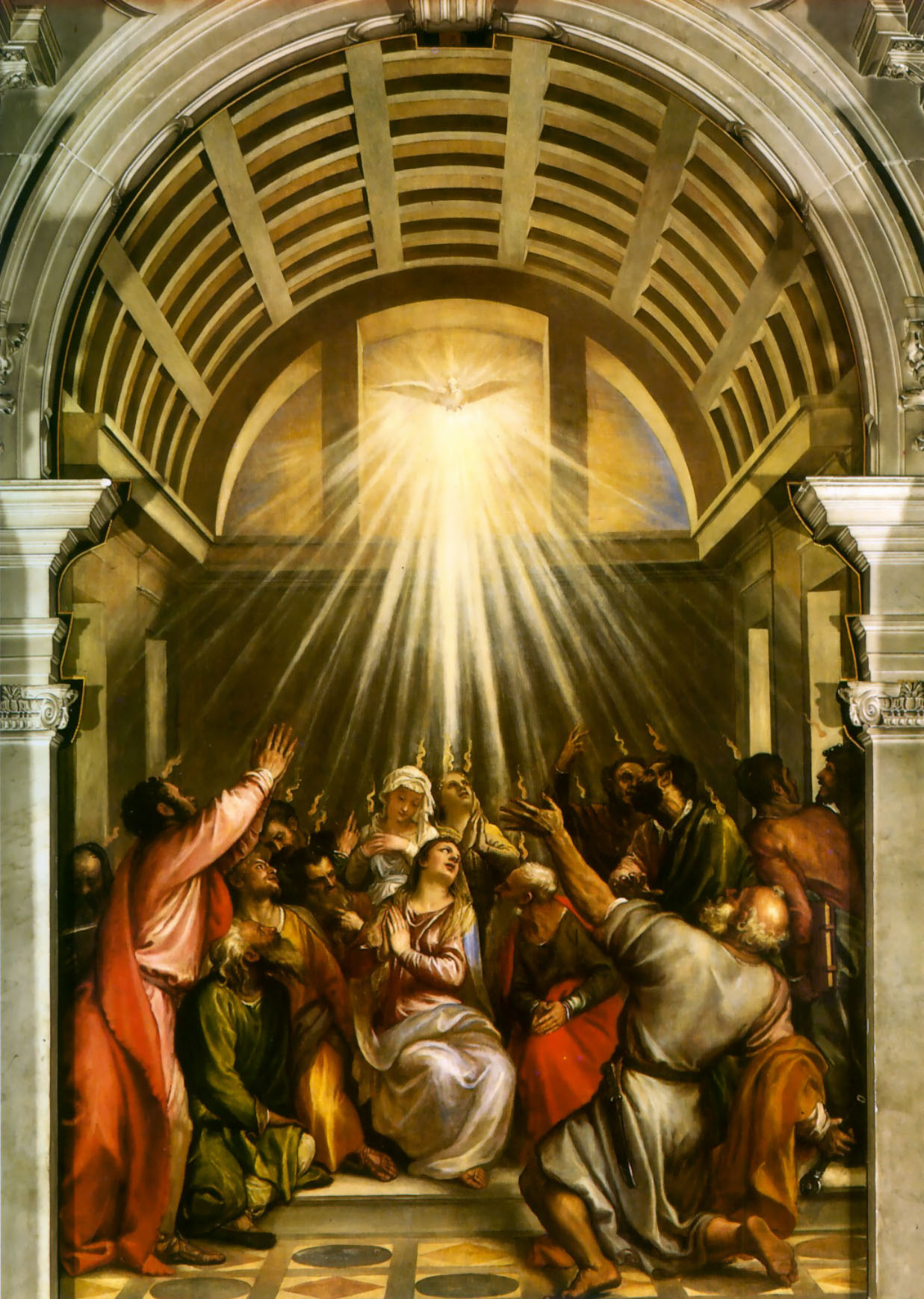 Jesus Revisited - Pentecost 1
