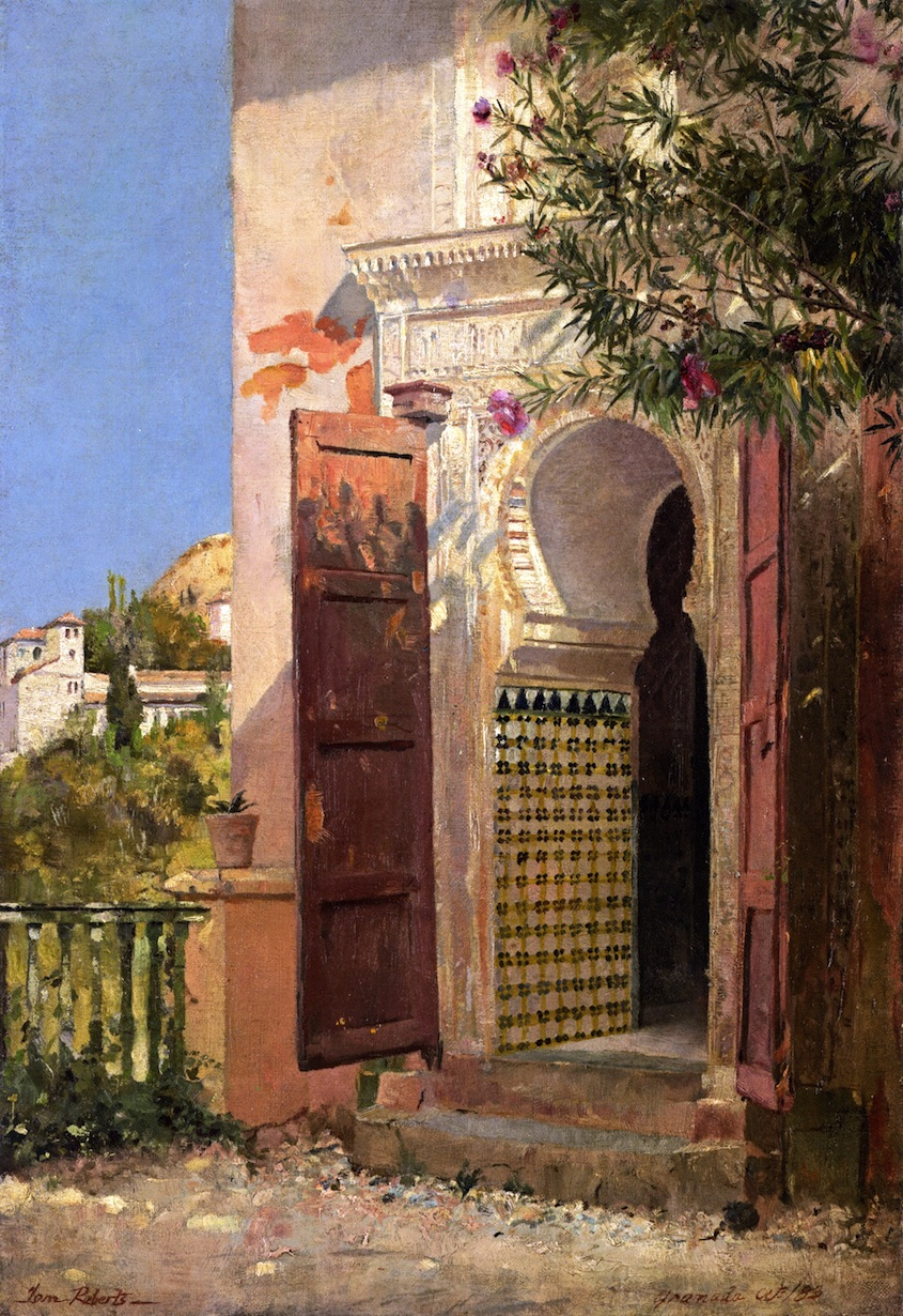A Moorish Doorway, 1883