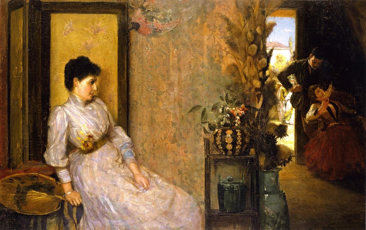 Jealousy, 1889