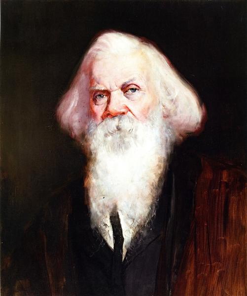 Sir Henry Parkes, 1892 - Tom Roberts