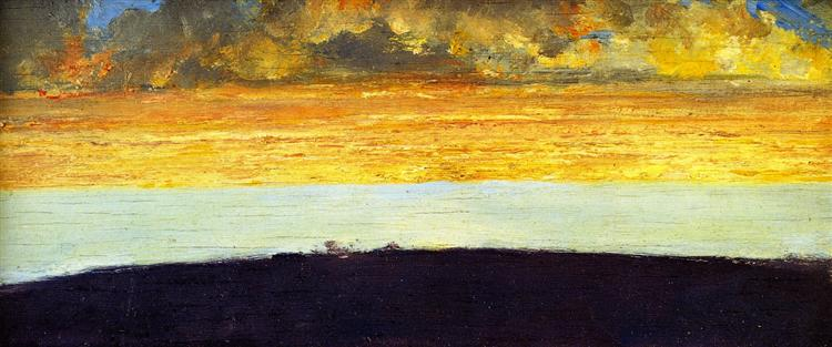Sunrise, 1929 - Tom Roberts