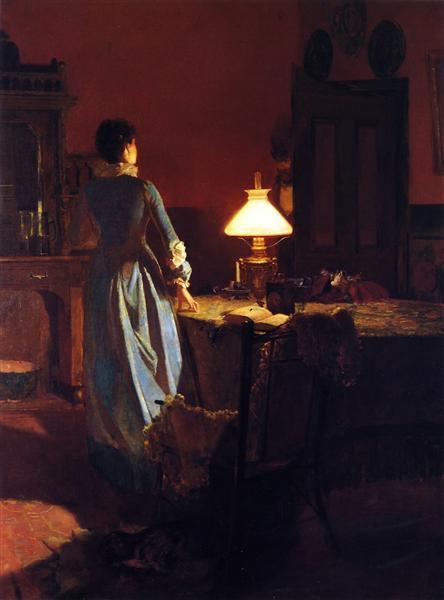 Twenty Minutes Past Three, 1886 - Tom Roberts