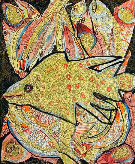 Golden Fishes in the Dark Sea, 2006 - Twins Seven Seven