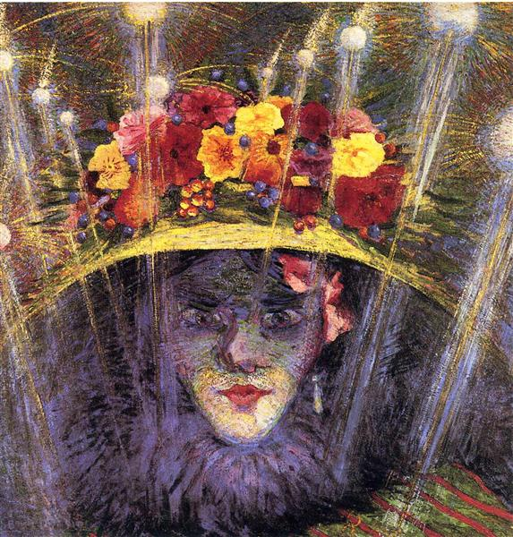 Modern Idol, 1911 - Umberto Boccioni