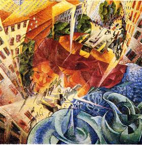 Artists by art movement: Futurism
