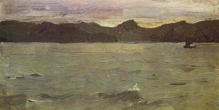 The White Sea, 1894 - Valentin Serov