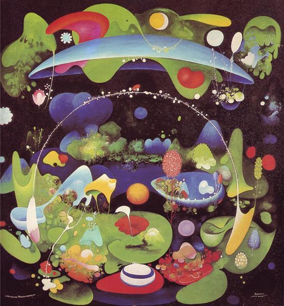 Rollicking Whirlwind, 1975 - Vangel Naumovski