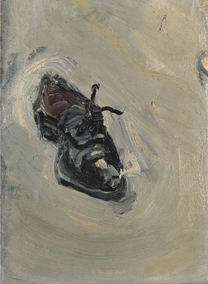Der Schuh - Varlin