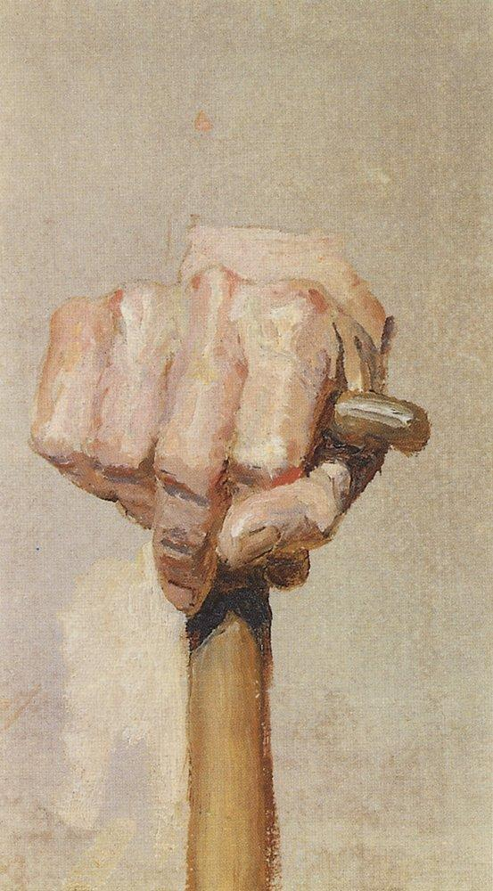Vasily Polenov Right-hand-keeping-the-staff