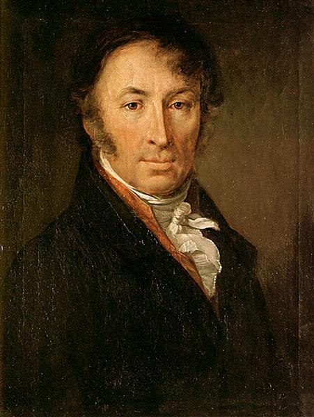 Karamzin - Vasily Tropinin