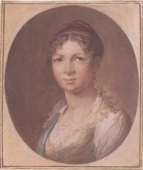 Tropinin Anna Ivanovna, 1810 - Vasily Tropinin