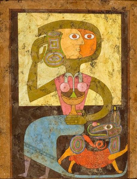 Coup of Doubt, 1946 - Victor Brauner