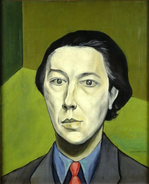 Portrait of André Breton, 1934