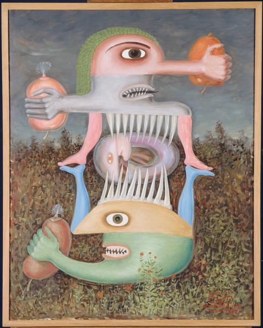 Totem of Blessed Subjectivity II, 1948