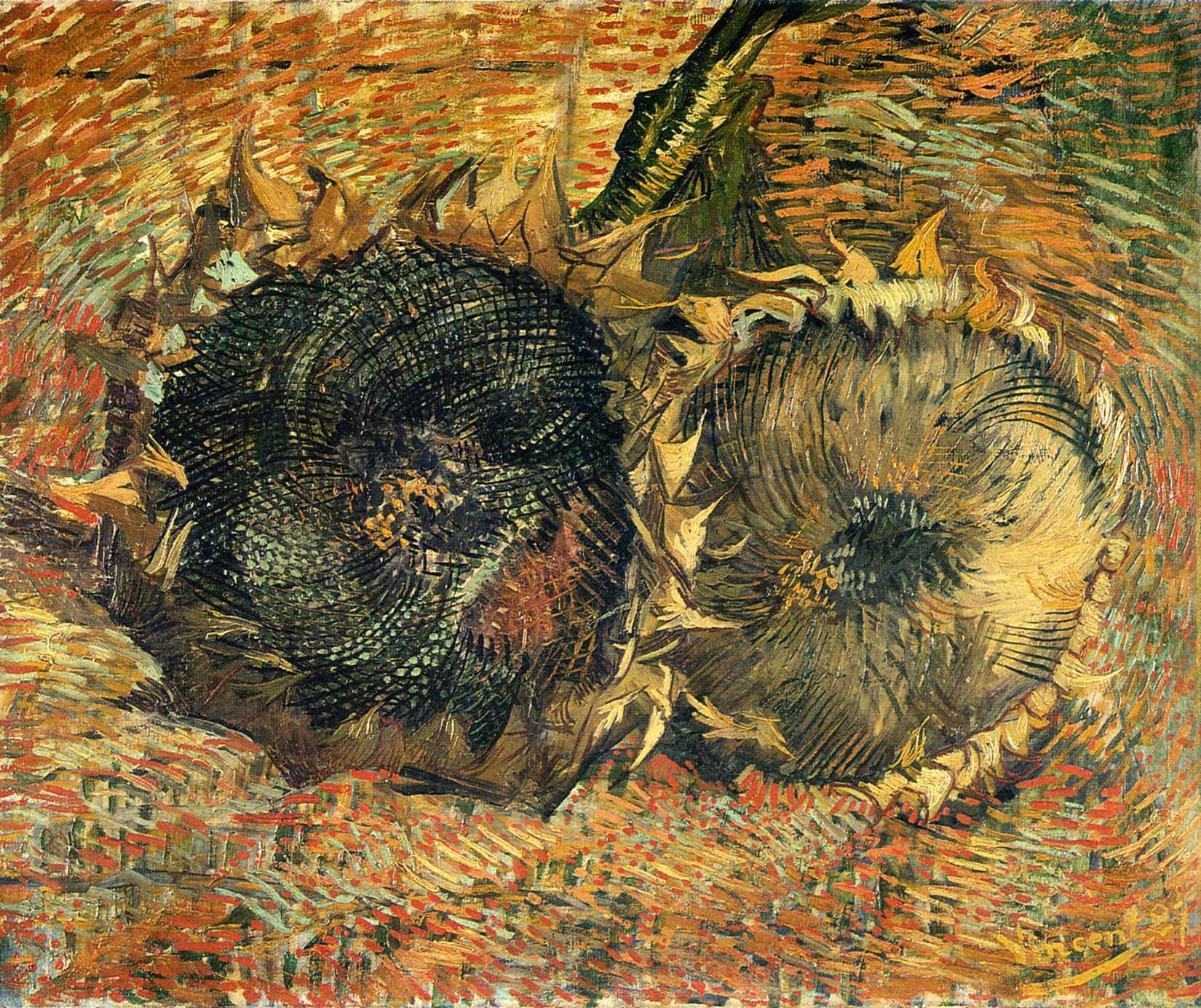 Judith I Bridgland Favourite Paintings Van Gogh