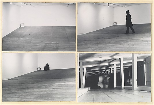 Seedbed, 1972 - Віто Аккончі