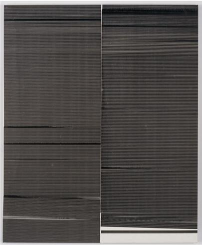 Untitled, 2007 - Wade Guyton