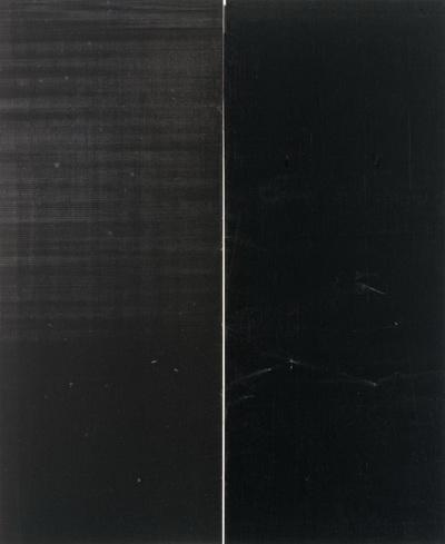 Untitled, 2008 - Wade Guyton