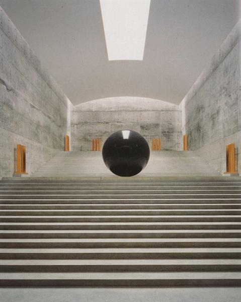 Time/Timeless/No Time, 2004 - Walter De Maria