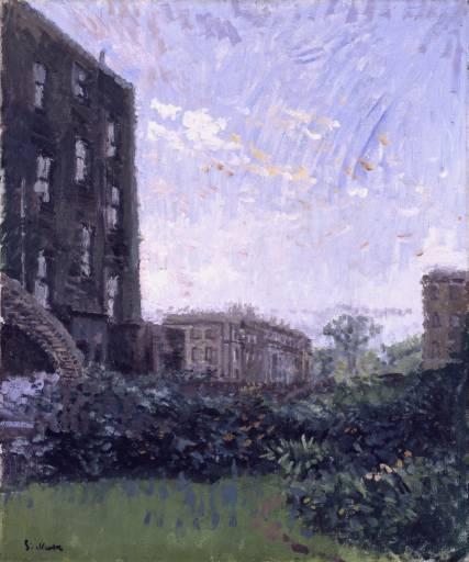 Rowlandson House - Sunset, 1910-1912