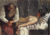 The Camden Town Murder, or What Shall We Do For the Rent? - Walter Sickert