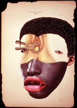 Uterine Catarrh, 2004 - Wangechi Mutu