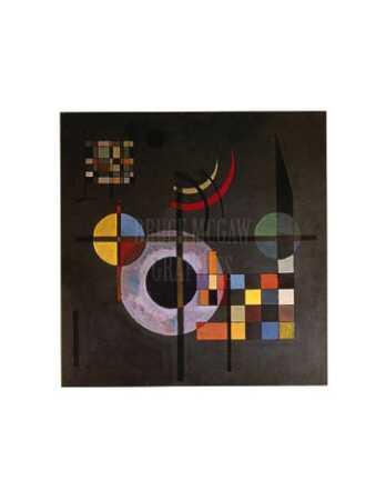 Gravitation, 1935 - Wassily Kandinsky