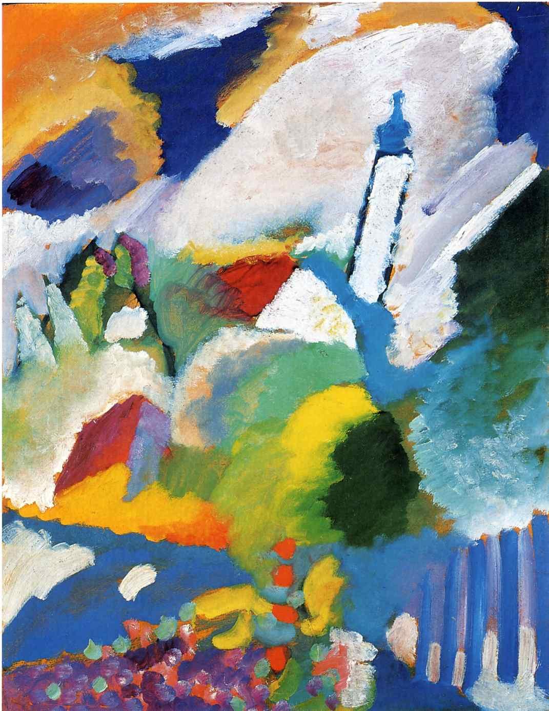 Kandinsky Murnau
