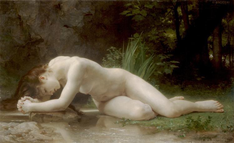 Biblis, c.1884 - William-Adolphe Bouguereau