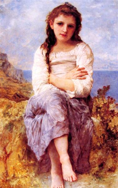 Far Niente, 1904 - Вильям Адольф Бугро