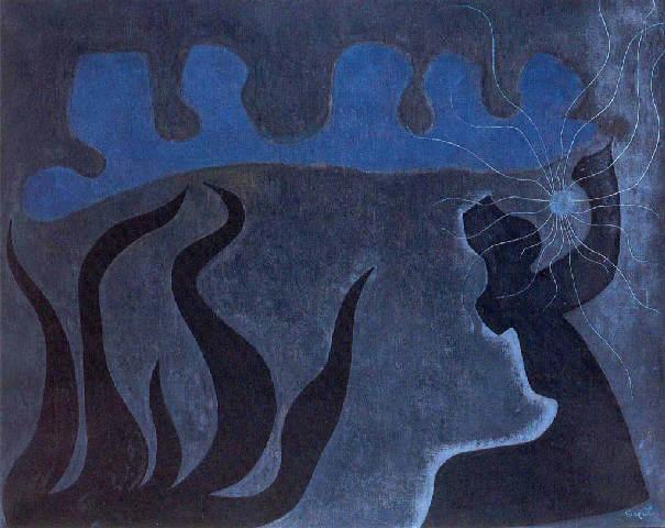 Sea Phantoms, 1952 - William Baziotes