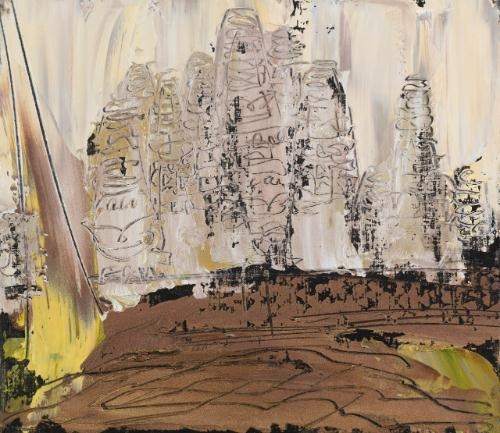 Cambodia No. 1, 1960 - William Congdon
