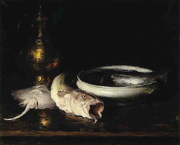Still-Life, c.1913 - William Merritt Chase