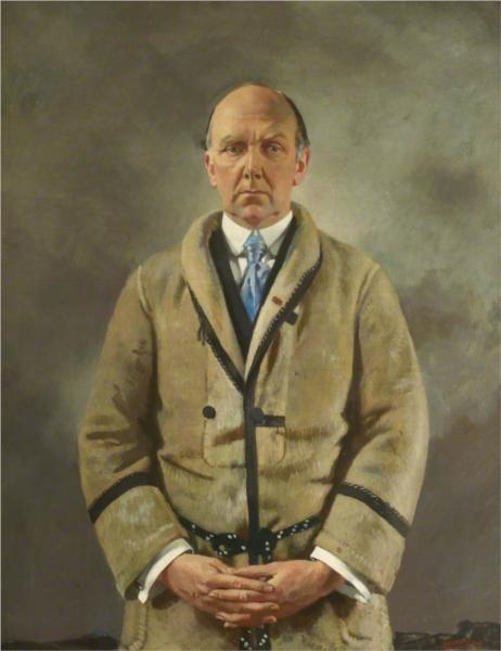 Leonard A. Scott Stokes, PRIBA, RGM, 1912 - William Orpen