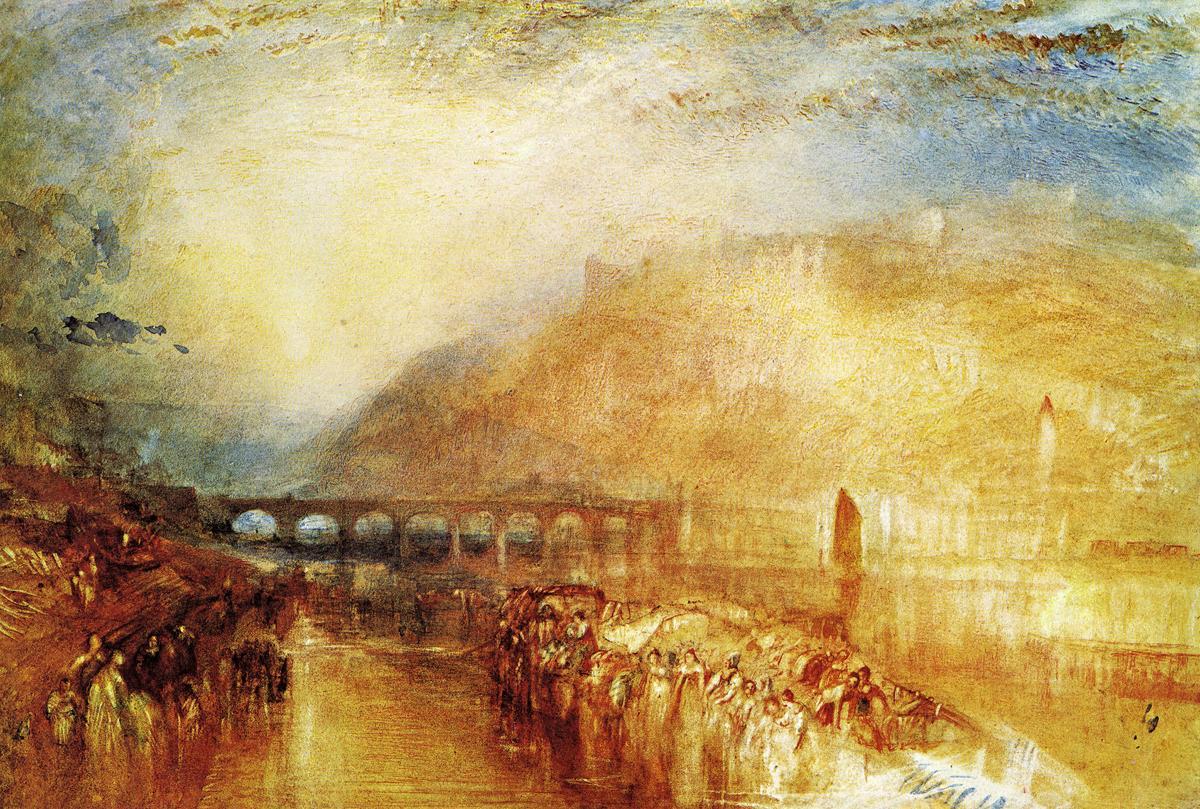 Heidelberg - William Turner Turner