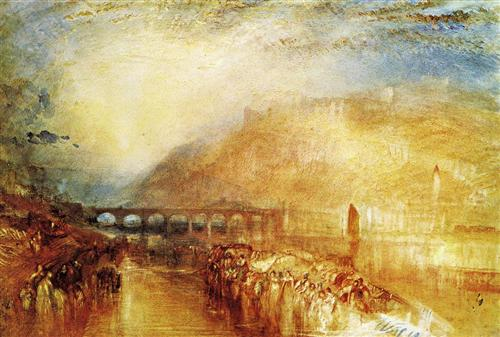 Heidelberg - William Turner