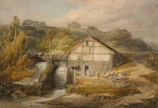 Keyes Mill - J.M.W. Turner