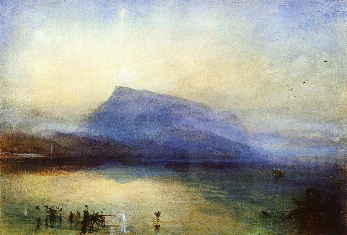 Sunrise - William Turner Turner