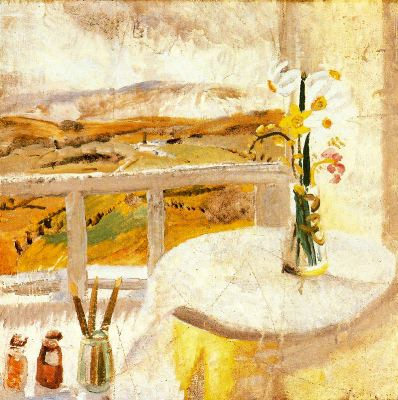 Bedroom Window, Bankshead - Winifred Nicholson