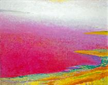 Seaweed Fingers - Wolf Kahn