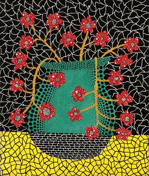 Flowers, 1983 - Yayoi Kusama
