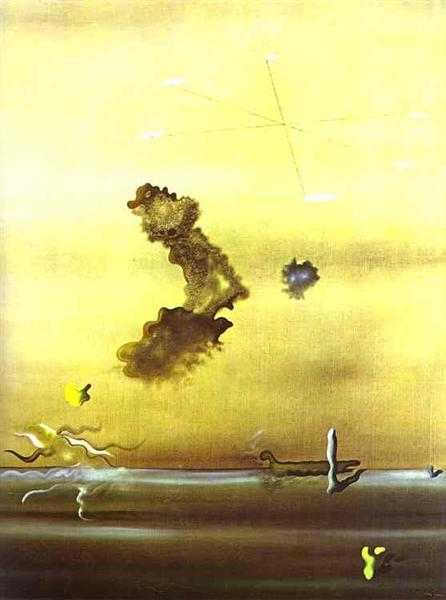 Outside, 1929 - Yves Tanguy