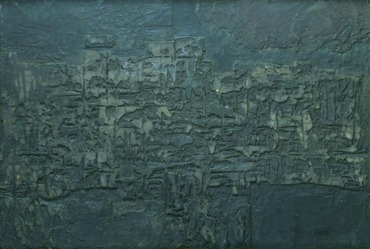 Untitled, 1957 - Zdzislaw Beksinski
