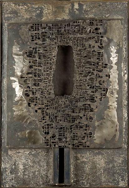 Untitled, 1960 - Zdzislaw Beksinski