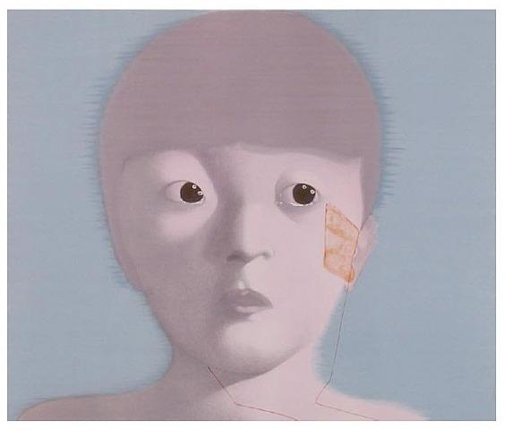 My Memory Nr. 1, 2002 - Zhang Xiaogang