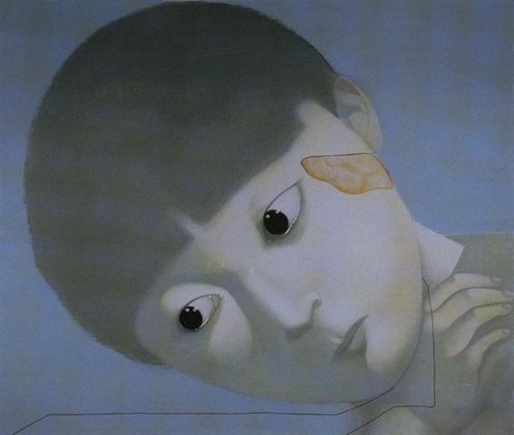 My Memory Nr. 2, 2002 - Zhang Xiaogang
