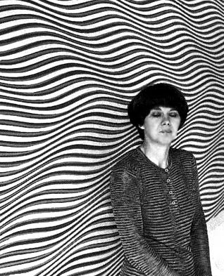 Bien connu Bridget Riley - 48 artworks - WikiArt.org JK27