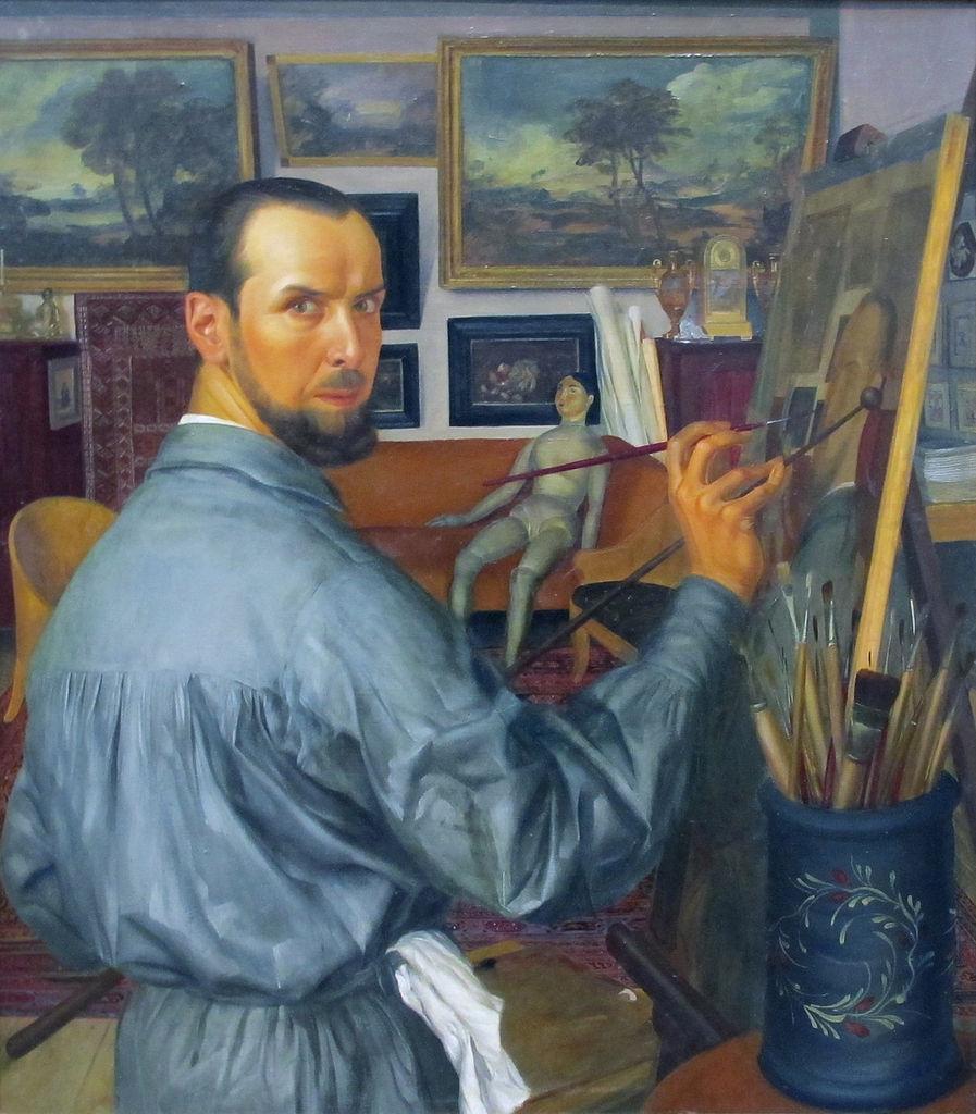 Alexandre Yevgenievich Jacovleff